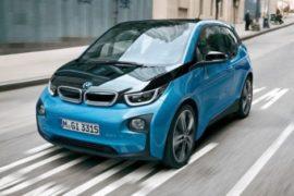 BMW I3 Sport