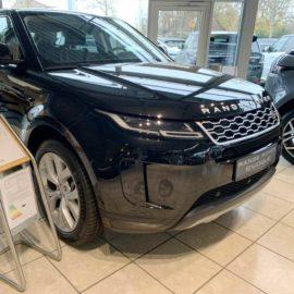 Range Rover Evoque zur Langzeitmiete