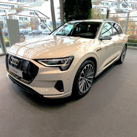 Audi e-tron zur Langzeitmiete