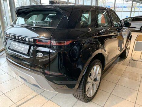 Range Rover Evoque Heckansicht