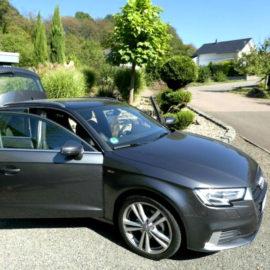 Audi A3 zur Langzeitmiete